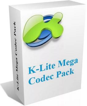 K-lite Mega Codec Pack кодеки дял Киностудии